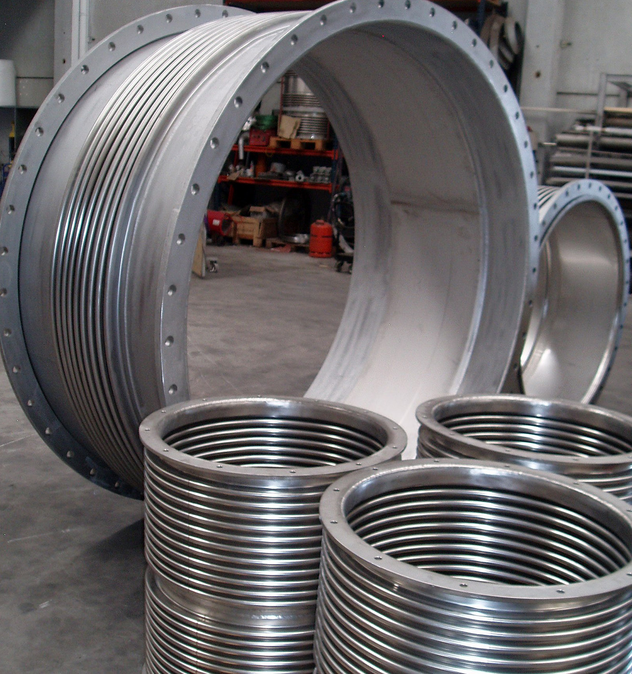Universal & Single Expansion Joints