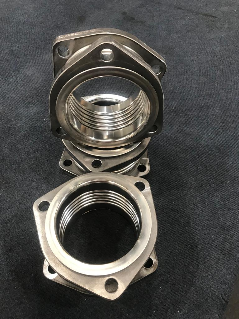 Expansion Joints for Engine Exhaust NB-100